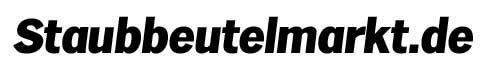 Staubbeutelmarkt.de Mobile Retina Logo